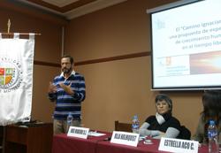 TSI-Turismo Sant Ignasi presentación Camino Ignaciano