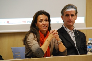 Marian Muro, directora general de Turismo de Catalunya, en TSI-Turismo Sant Ignasi